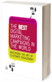 Calvin Jones is co-author of The Best Digital Marketing Campaigns in the World